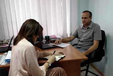 Biblioteca Elenei Cojocaru Interviuri