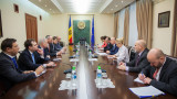 Filip meets Special Representative of the OSCE Chairperson-in-Office
