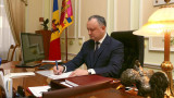 Igor Dodon contests the election of Eduard Harunjen as Prosecutor General