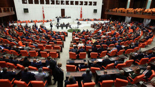 Turkey's parliament approves key articles of constitutional reform