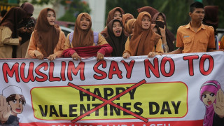 Pakistani court issues nationwide ban on Valentine's Day