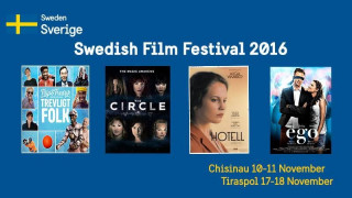 Swedish Film Festival reaches edition four in Moldova
