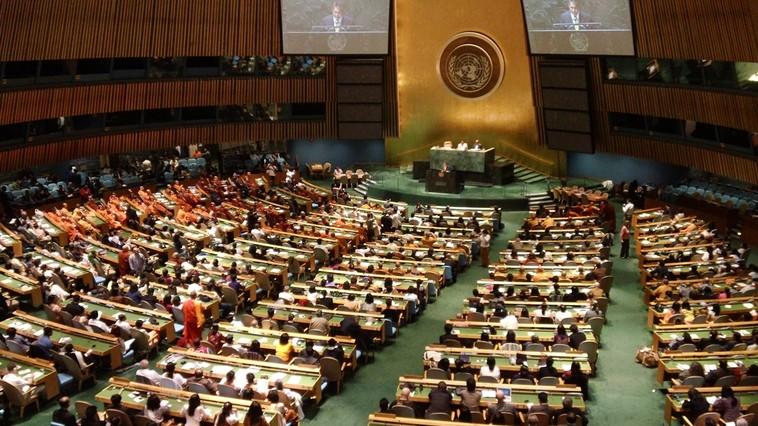 ООН рассмотрит вопрос овыводе оккупационного контингентаРФ стерриторииРМ