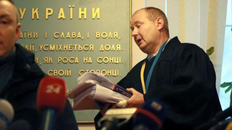 Президент Молдовы отказал судье Чаусу впредоставлении политического укрытия