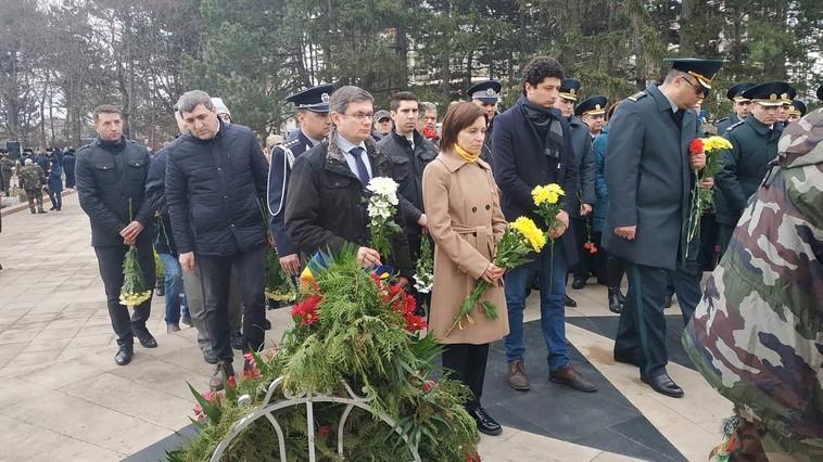 Санду: Приднестровский конфликт превратился в грязный бизнес