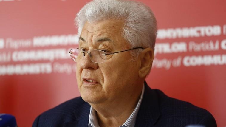 """Voronin: Autoritățile trebuie să comită o """"autolichidare politică ..."""