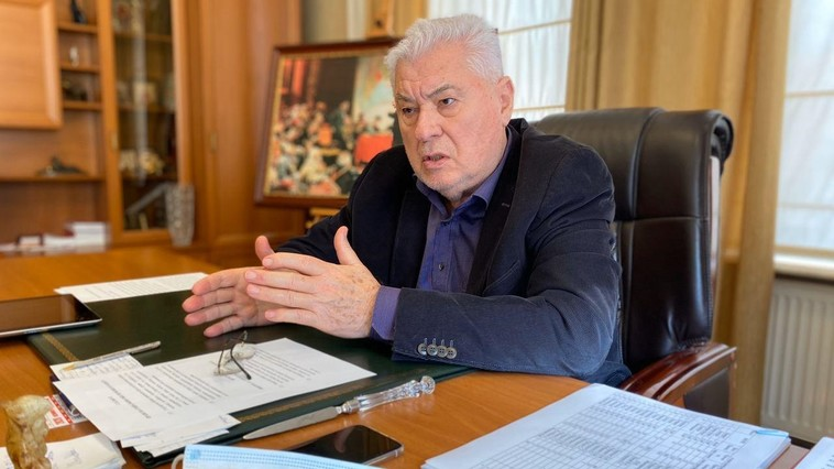 INTERVIU // Vladimir Voronin: Dodon și Ivanov nu sunt discipolii mei. Eu nu  i-am învățat să trădeze și să fie corupți