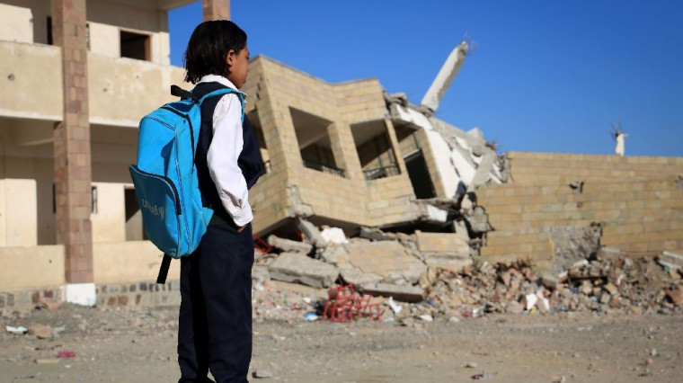 Yemen war claims lives of 1,400 children, says UN