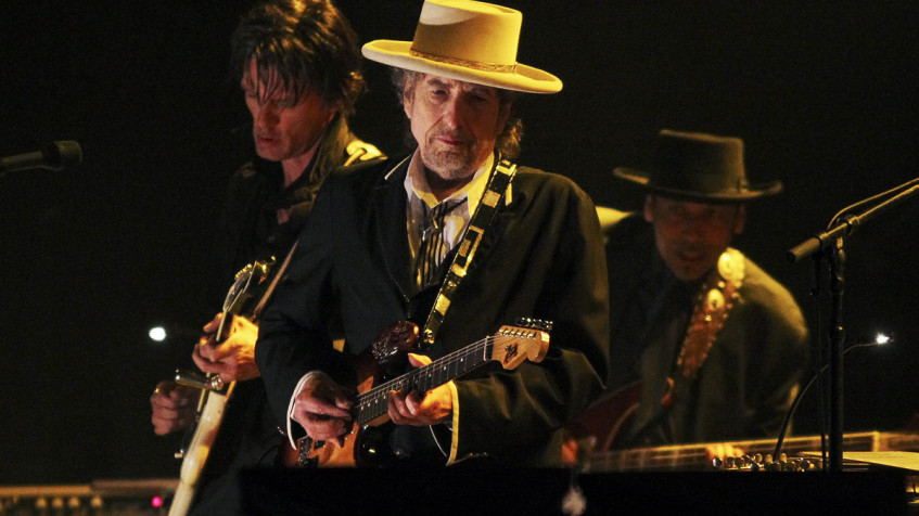NOBEL 2016: Bob Dylan Wins Nobel Prize in Literature
