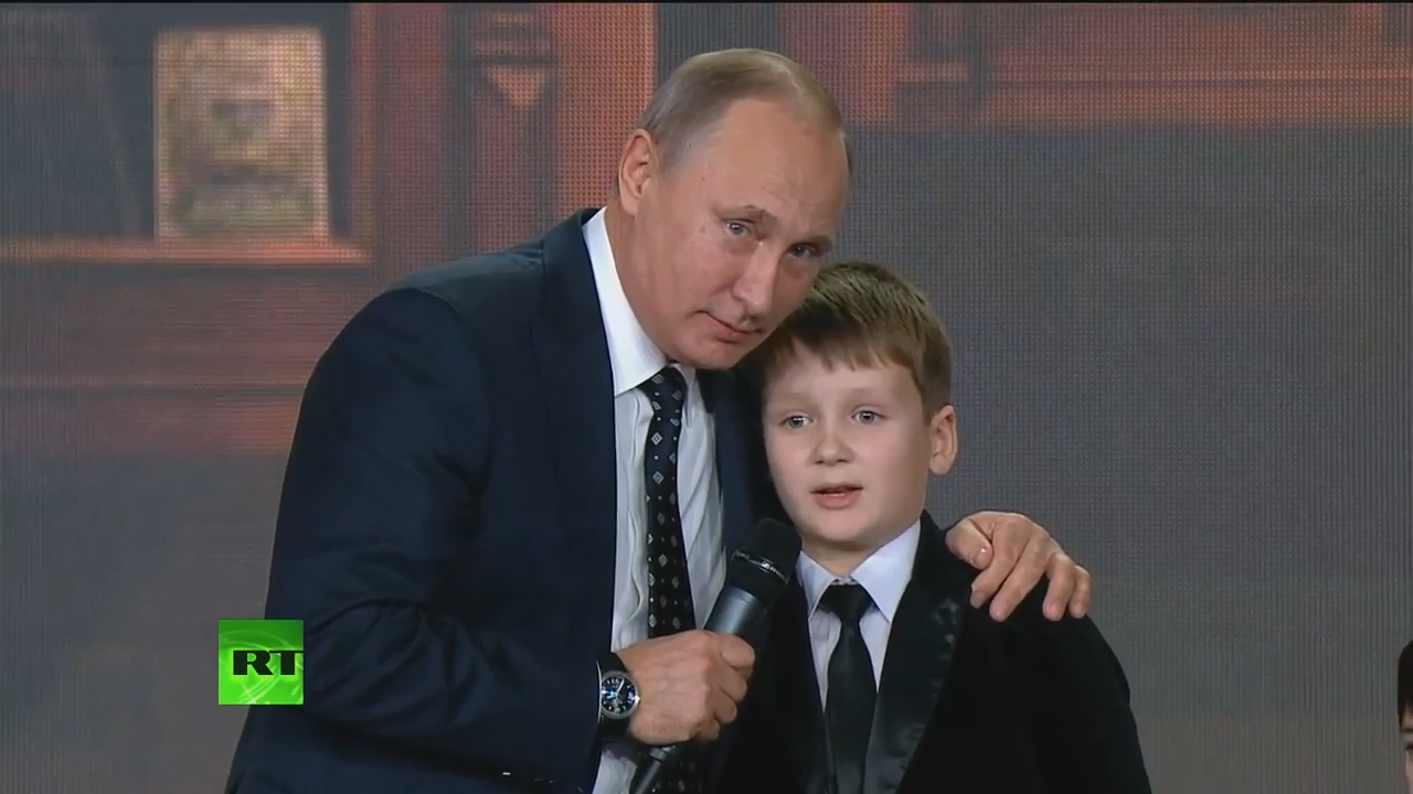 Дети путина президента фото