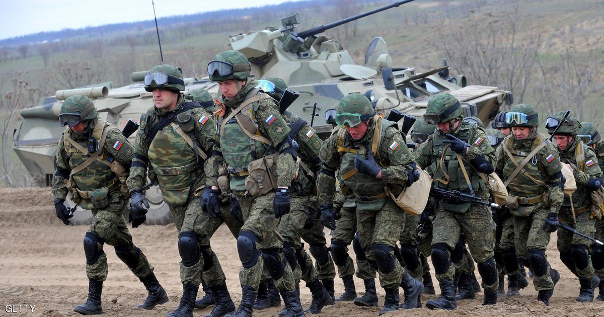 Видео состав российской армии