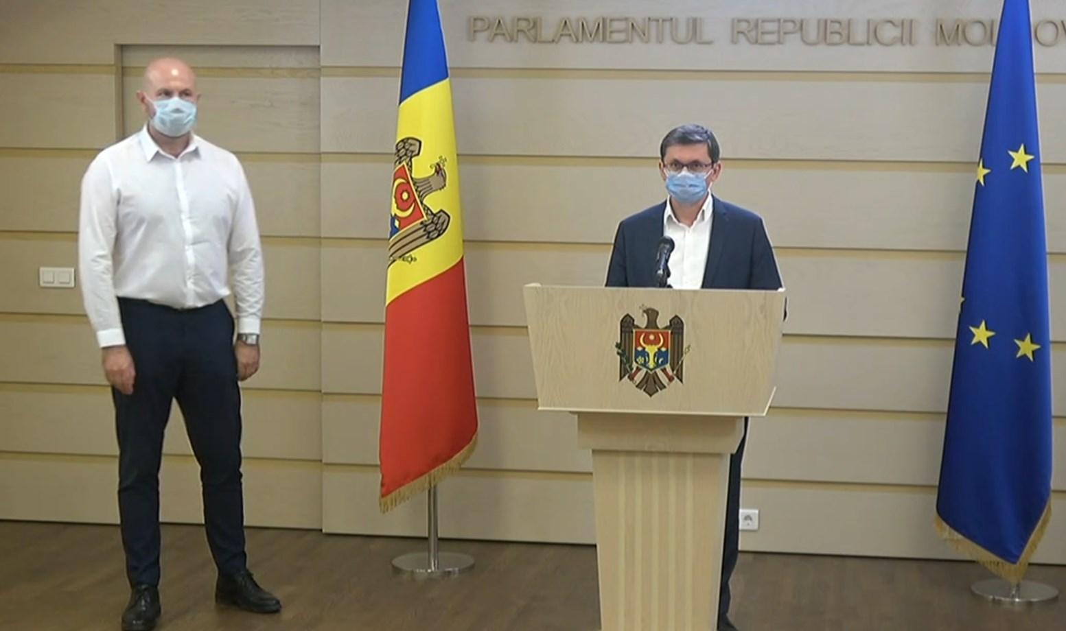 ПДС, после первого раунда консультаций с ДПМ, ПСРМ и Платформой DA: Мы настаиваем на внеочередном заседании парламента