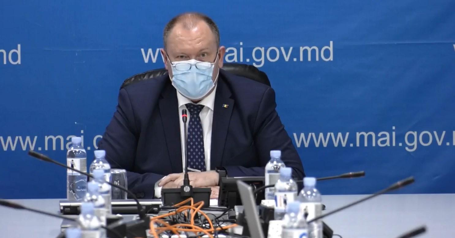 Аурелиу Чокой: Комиссия по чрезвычайным ситуациям пересмотрит запрет на прогулки в парках
